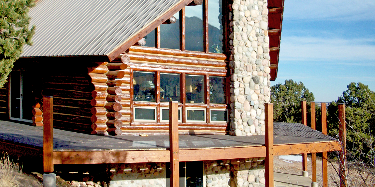 Making Your Dreams Come To Life. Log Home Restoration ...