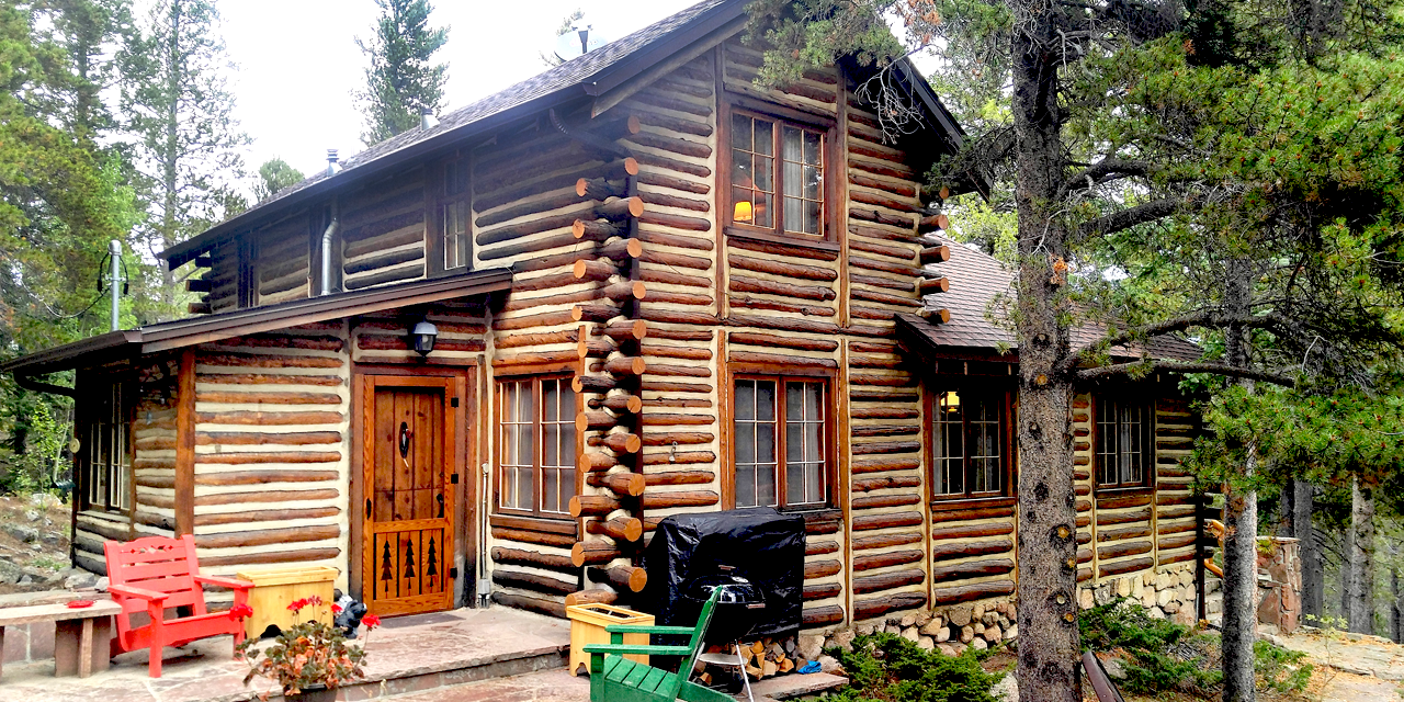 Attrayant Log Home Restoration Services, Log Deck Repair And Replacement. Making Your  Dreams Come To Life